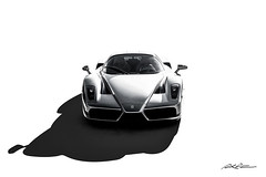 Ferrari Enzo (DL_) Tags: italian sportscar ferrari enzo automotive transportation