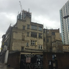 IMG_3427 (rakan rakan rakan) Tags: whitechapel modernism 30s building architecture demolished london lost brick lane