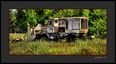 I Have No Idea (the Gallopping Geezer '4.4' million + views....) Tags: vehicle automobile car truck auto rust rusty abandoned decay decayed weathered worn faded neglected derelict rural backroad backroads mi michigan upperpeninsula up roadtrip smalltown canon 5d3 tamron 28300 geezer 2016