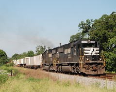 NS SD60 6606-202 (southernrailway7000) Tags: norfolksouthernrailroad nssd606606