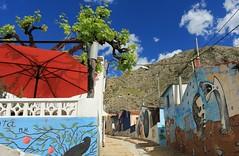 Murales de San Isidro.Miguel Hernandez.Orihuela Alicante (Ruben Juan) Tags: mural arte calle street sanisidro barrio pintura paint canon eos700 canonista alicante orihuela españa spain