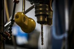 drill bit (Irena Rihova) Tags: workshop workroom drill bit tool hobby