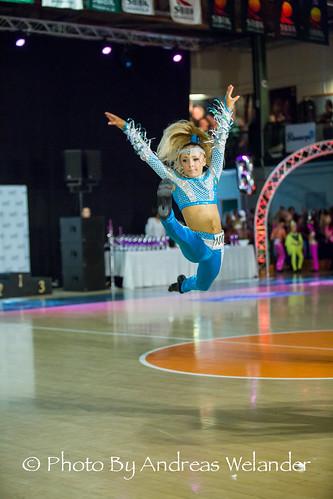 Riksdiscotävling Kindahls Dance Cup 1 April 2017 Södertälje