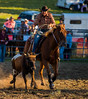 Rope-him-cowgirl_DSC5625 (Mel Gray) Tags: dungogrodeo dungogrodeo2017 dungog newcastle hunterregion annualevent eastersaturday melgrayphotography cowboys cowgirls equestrianevents