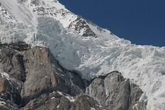 Bisgletscher ( Gletscher glacier ghiacciaio 氷河 gletsjer ) am B.ishorn in den Walliser Alpen - Alps ob dem Mattertal - Nikolaital im Kanton Wallis - Valais der Schweiz (chrchr_75) Tags: hurni christoph chrchr chrchr75 chrigu chriguhurni april 2017 hurni170410 gletscher glacier ghiacciaio 氷河 gletsjer kantonwallis kantonvalais wallis valais albumgletscherimkantonwallis alpen alps schweiz suisse switzerland svizzera suissa swiss
