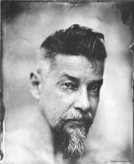 Manu (Boris Dumont) Tags: wetplatecollodion collodion collodionhumide ambrotype