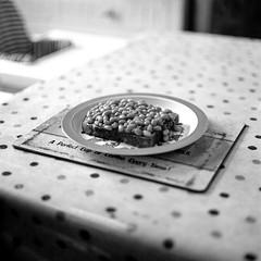 Beans on toast (tercrossman87) Tags: mamiya c220 80mm 28 kodak tmax 400 1600 push ilford ilfotec lc29 119 film home development epson v550