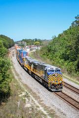 0079 (Travel By Train) Tags: ge es44ac es44 crex citirail csx transportation csxt