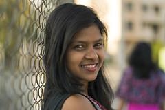 Portrait (aratinargide) Tags: portrait nikon d7100 pune marathi india dof smile dusky