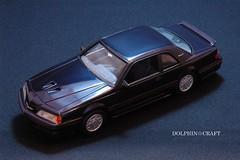 '87 Thunderbird Turbo Coupe 1 (DOLPHIN☆CRAFT) Tags: ford thunderbird turbo coupe 1987 フォード サンダーバード ターボ クーペ プラモデル