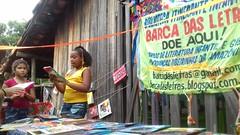 Barca das Letras na Semana Indígena Serra da Mesa(GO) (Palhaço Ribeirinho) Tags: barcadasletras memorialserradamesa semanaindígenaserradamesa uruaçu goiás xavante kiriri karirixocó fulniô quichua culturaindígena incentivoàleitura doaçãodelivros jonasbanhos
