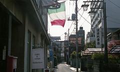 Tricolore Italiano (odeleapple) Tags: nikon f5 af nikkor 50mm fujicolorsuperiapremium400 film tricolore italiano