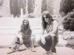 those were the days,the hairy days. Interrail `75 (hussi48) Tags: smileonsaturday hair 1975 hippies spain