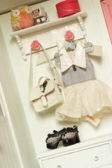 A Little Girl's Vardo 1 (Humbumbuggy) Tags: dollhouse gypsy wagon caravan vardo barbie rement furniture doll miniature