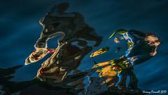 Gromits redcliffe distortions (zolaczakl) Tags: photographybyjeremyfennell bristol january 2017 uk england nikond7100 nikonafsnikkor24120mmf4gedvrlens redcliffe ref harbourside gromit