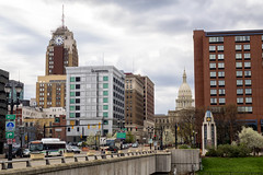 Lansing (DJ Wolfman) Tags: lansing lansingmi michigan michiganfavorites capital cities cityscapes cityskyline buildings architecture sony rx10