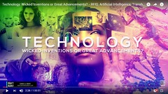 Technology: Wicked Inventions or Great Advancements? - RFID, Artificial Intelligence, Transhumanism (Don't Let Them Burn) Tags: instagramapp square squareformat iphoneography uploaded:by=instagram christian gospel entertainment technology exposed music movies videogames truth scripture love like gmo hell instadaily follow photooftheday motivation magic dontletthemburn endtimes devotion encouragement god jesus robots virtualreality drones transhumanism occult