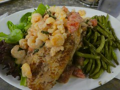 Version 2 Monty's New Orleans catfish and shrimp April 2017 (bermudafan8) Tags: 2017 spring break bermudafan8 food seafood neworleans monty