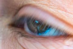 Wimpernschlag - Eyelid movement (HMM !) (ralfkai41) Tags: intentionalblur augenlid bewegungsunschärfe macromondays lid eyelid bewegung makro macro unschärfe blink movement lidschlag eye blur auge eyelidmovement