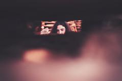 (Mishifuelgato) Tags: pale hueco san vicente rojo regla de los tercios composición perspectiva nikon d90 50mm 18 tonos rojizo ojos mirada fotografia retrato portrait photography alicante red rule thirds tones look composition photooftheday pickoftheday photoshoot