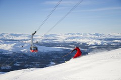 Sweden Are piste and lift (crystalpressoffice) Tags: birmingham westmidlands unitedkingdom