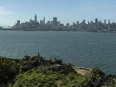San Francisco from Alcatraz b3219n (Al Greening) Tags: alcatraz ggnra sanfrancisco