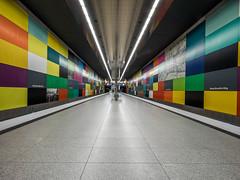 Georg-Brauchle-Ring (saba1312) Tags: georgbrauchlering münchen shootcamp ubahn meetup