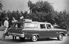 1965 Rambler Classic 550 Wagon, August 1964 American Motors press photo (R36 Coach) Tags: rambler ramblerclassic ramblerclassic550 amc americanmotors 1965 pressphoto presskit