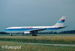 F-GBEA (@Eurospot) Tags: fgbea a300 airbus airinter blagnac toulouse
