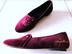 miau (Pauscotti) Tags: fashion shoes bordeaux zapatos miau
