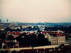 Praha (penguin-in-a-blue-box) Tags: city skyline view prague praha