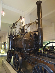 Puffing Billy (MikeHCF) Tags: london museum railway science steam