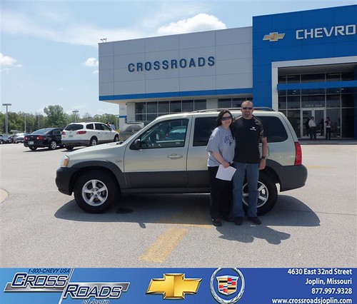 Crossroads Chevrolet Cadillac Joplin Missouri Customer Reviews and Testimonials - Julia and Brent Shore