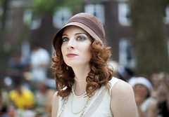 Jazz Age 2013 - 1 (jwoodford35) Tags: nyc 1920s party portrait newyork beauty fashion canon vintage costume model bokeh lawn jazz retro age 5d canon5d governorsisland 20s canonef135mmf2lusm canoneos5dmarkii jazzagelawnparty canon5dmarkii jazzagelawn
