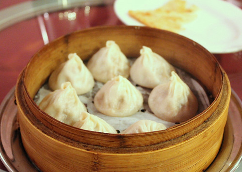 Soup Dumplings at Shanghai Gourmet