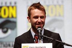 Chris Hardwick (Gage Skidmore) Tags: california chris brown dan nicole community san comic ken diego jim center international convention danny jacobs gillian yvette brie alison con hardwick rash harmon mckenna chri jeong pudi 2013