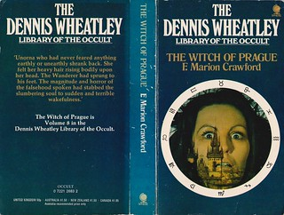 F. Marion Crawford - The Witch of Prague (Dennis Wheatley Library of the Occult)