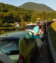 The Car Train! (Michael R Perry) Tags: slovenia slovenija triglav triglavnationalpark triglavskinarodnipark triglavski