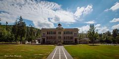 Wilkeson Elementary School (KPortin) Tags: sandstone elementaryschool carbonriver wilkeson nationalregistryofhistoricplaces