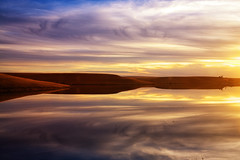 Dust and water (Kansas Poetry (Patrick)) Tags: kansas patrickemerson chasecountyfishinglake patricklovesbrunettenancy