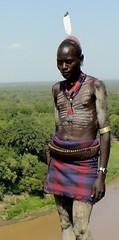 ethiopie - (Micheline Canal) Tags: race corps ethnic afrique omo ethiopie ethnie ethnies tribudelomoethiopian