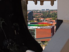 Tårn udsigt - Aarhus Rådhus