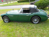 Austin Healey Mark 3000 ´67 Verdeck