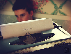 Speak Your Mind (George Bull Photography) Tags: typewriter your mind type writer speak