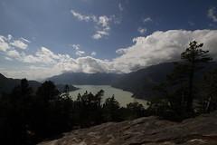 Chief View (Shayne Kaye) Tags: canada bc hiking britishcolumbia chief first peak summit squamish stawamus
