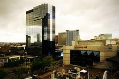 Hyatt Hotel and Symphony Hall, Birmingham, UK