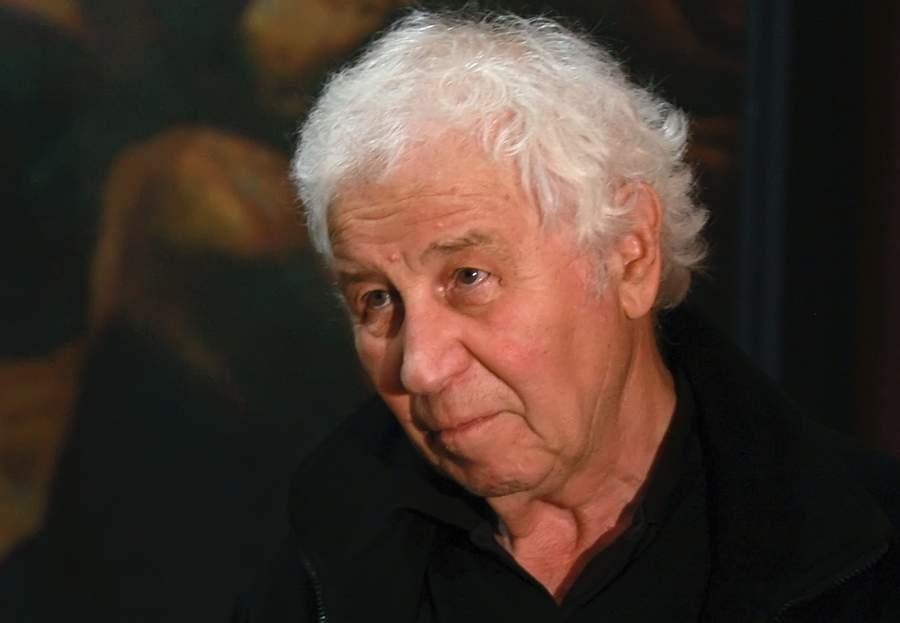 Илья Кабаков. Фото: Михаил Фомичев, РИА Новости