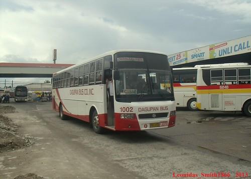 dagupan bus co inc 1002 victory liner 811 dagupan