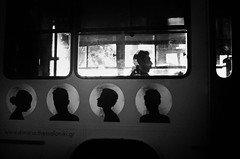 IMGP1043-stavrosstam (stavrosstam) Tags: street people bw bus heads ofportalsandparallelworlds