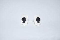 carte da gico-fimo (syrhie) Tags: handmade fimo orecchini cartedagioco